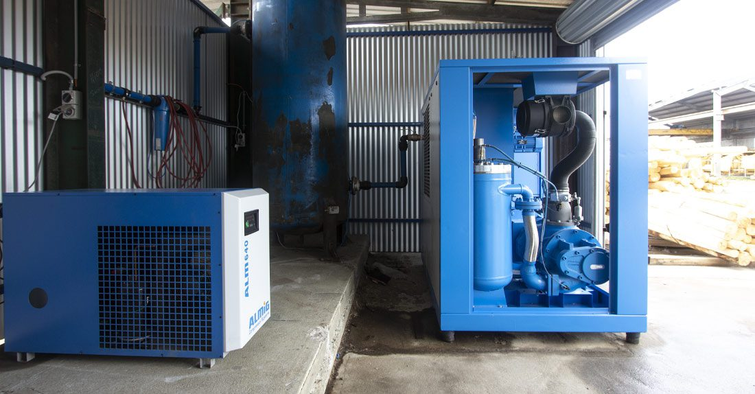 Hydeng Air Compressor upgrade